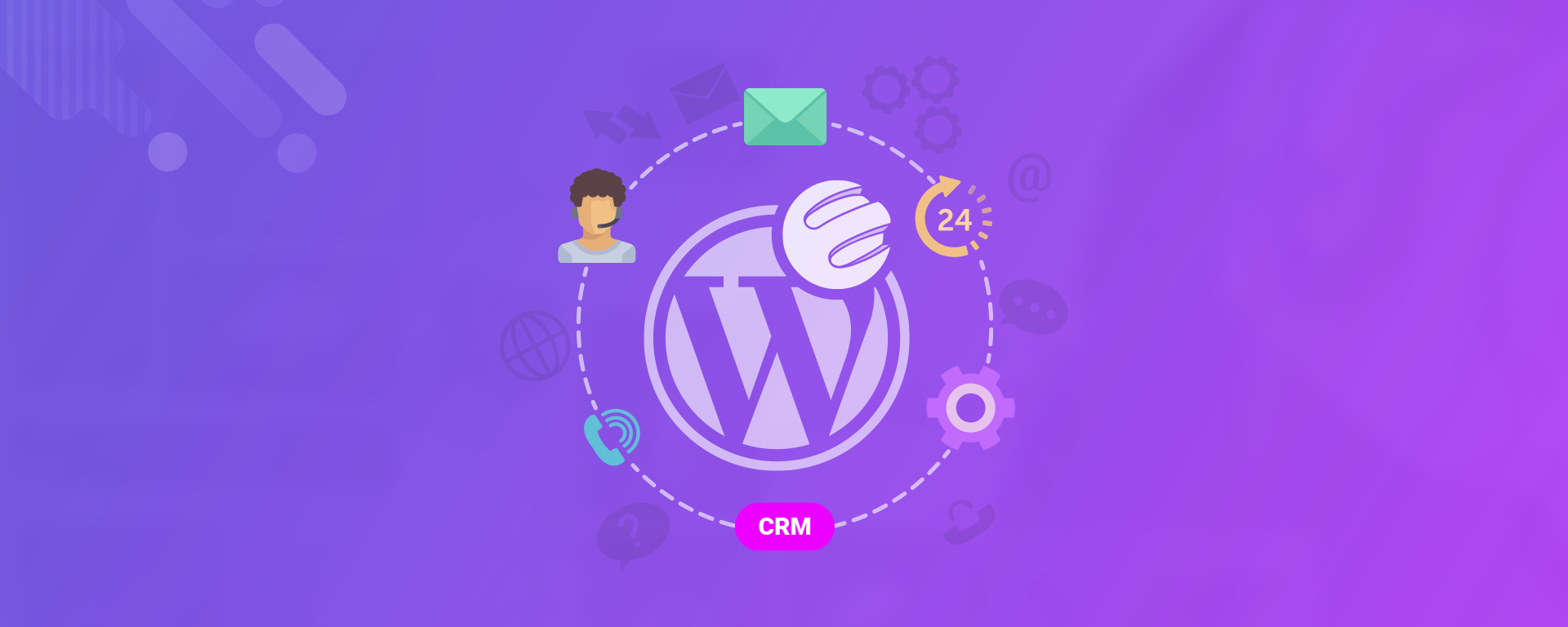 WordPress CRM plugin  crm implementation process
