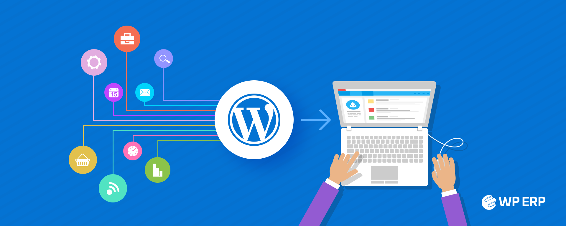 WordPress ERP Solution