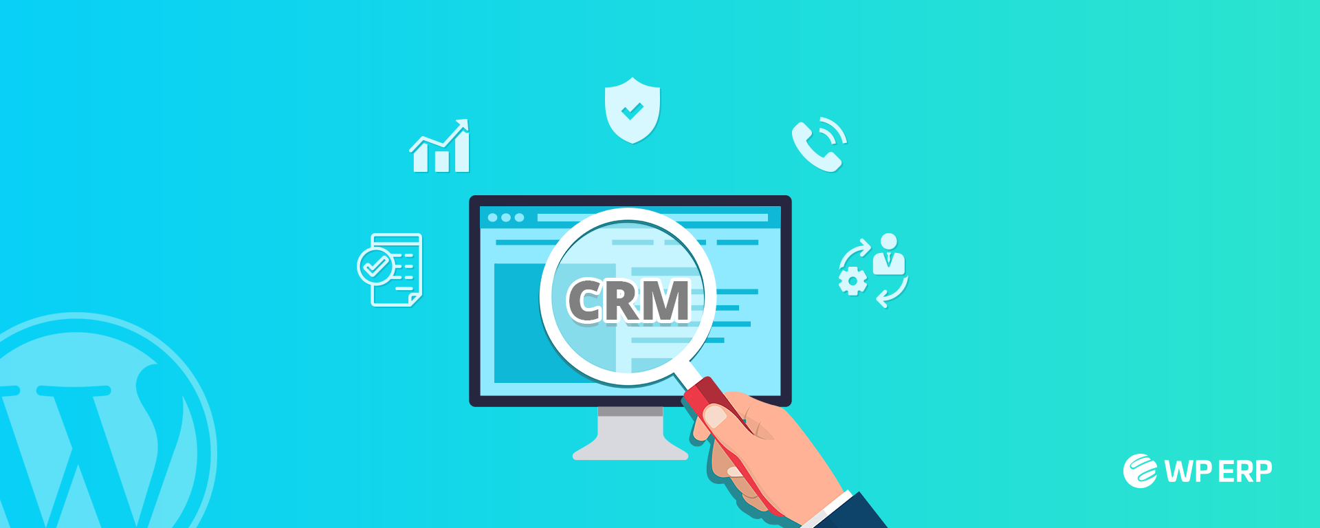 best wordpress CRM plugin