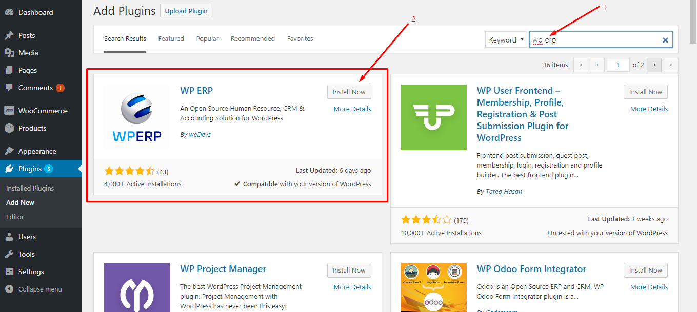 wordpress job plugin