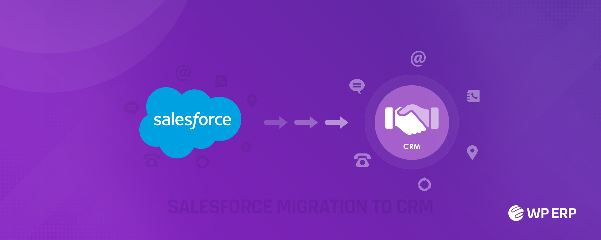 Migrating from SalesForce to WP CRM