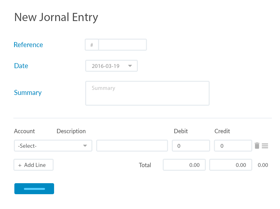 The Journal Entry Form Is Also Logic Based So That You Do Not Make Any Submissions Mistakenly Its Perfect For Beginner Too