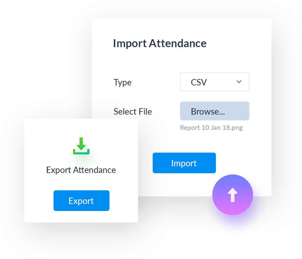 WordPress Employee Attendance Management System - HRM Extension