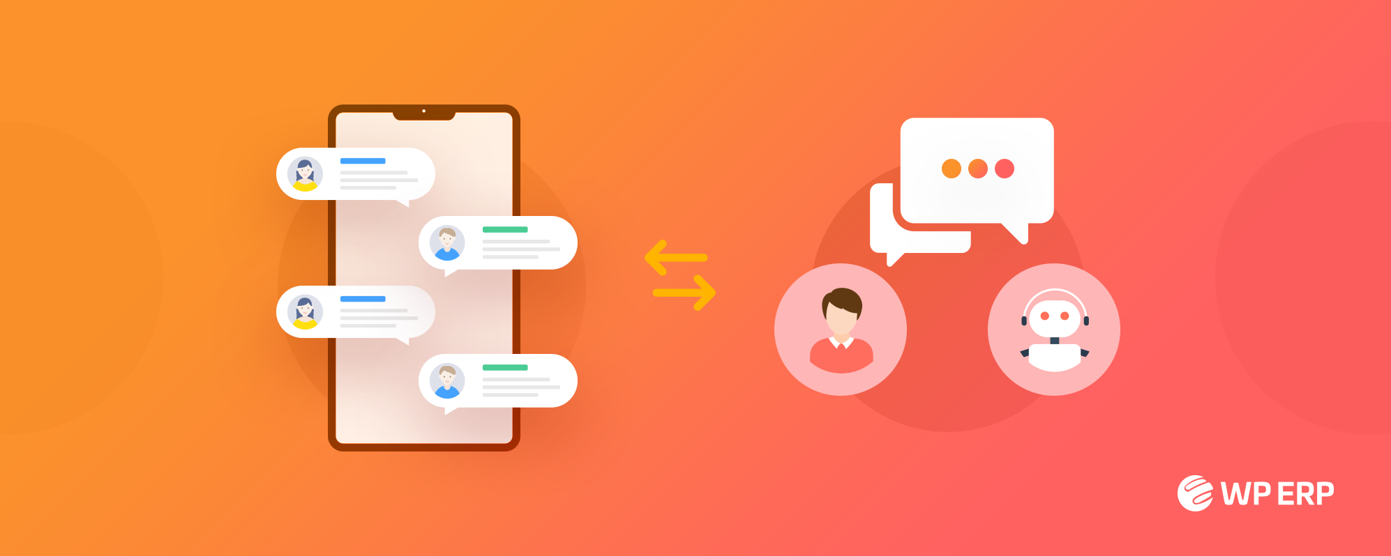 Messenger Marketing: How To Use Chatbots To Grow Your Audience - WordPress ERP