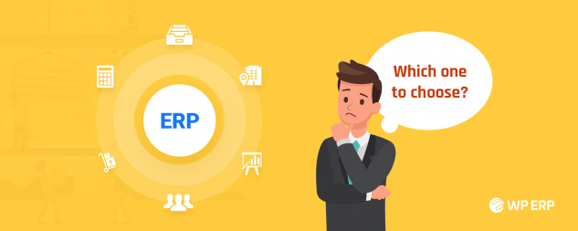 The ERP software- implementing ERP software