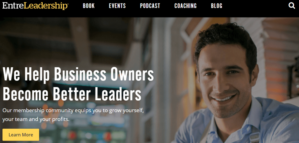 Entre leadership- top business podcast