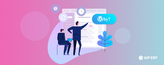 why use WordPress for business