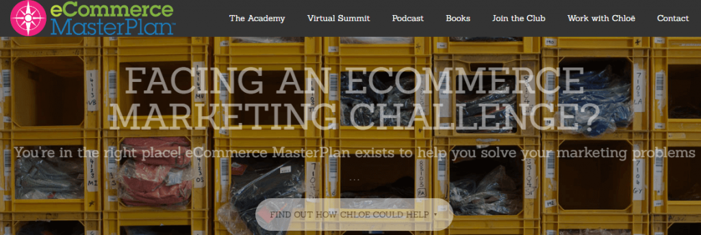 e-commerce master plan- top 50 business podcasts