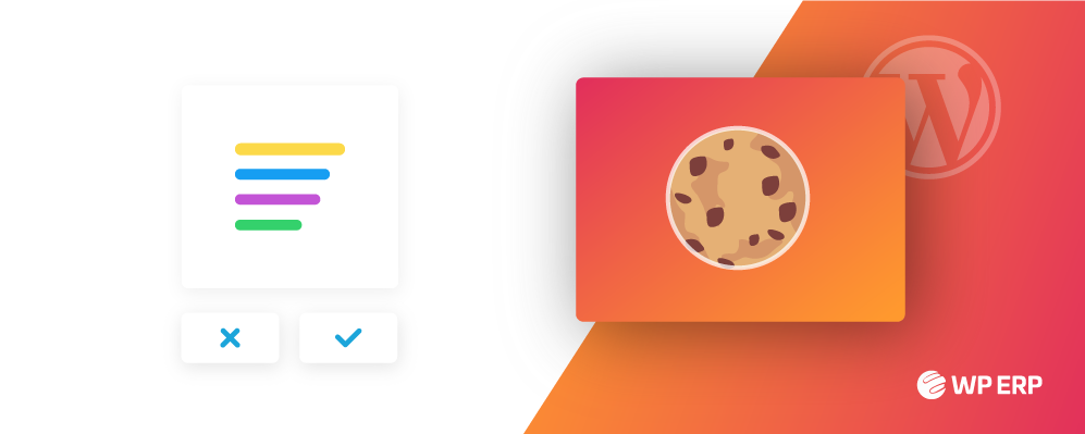 wordpress cookie control
