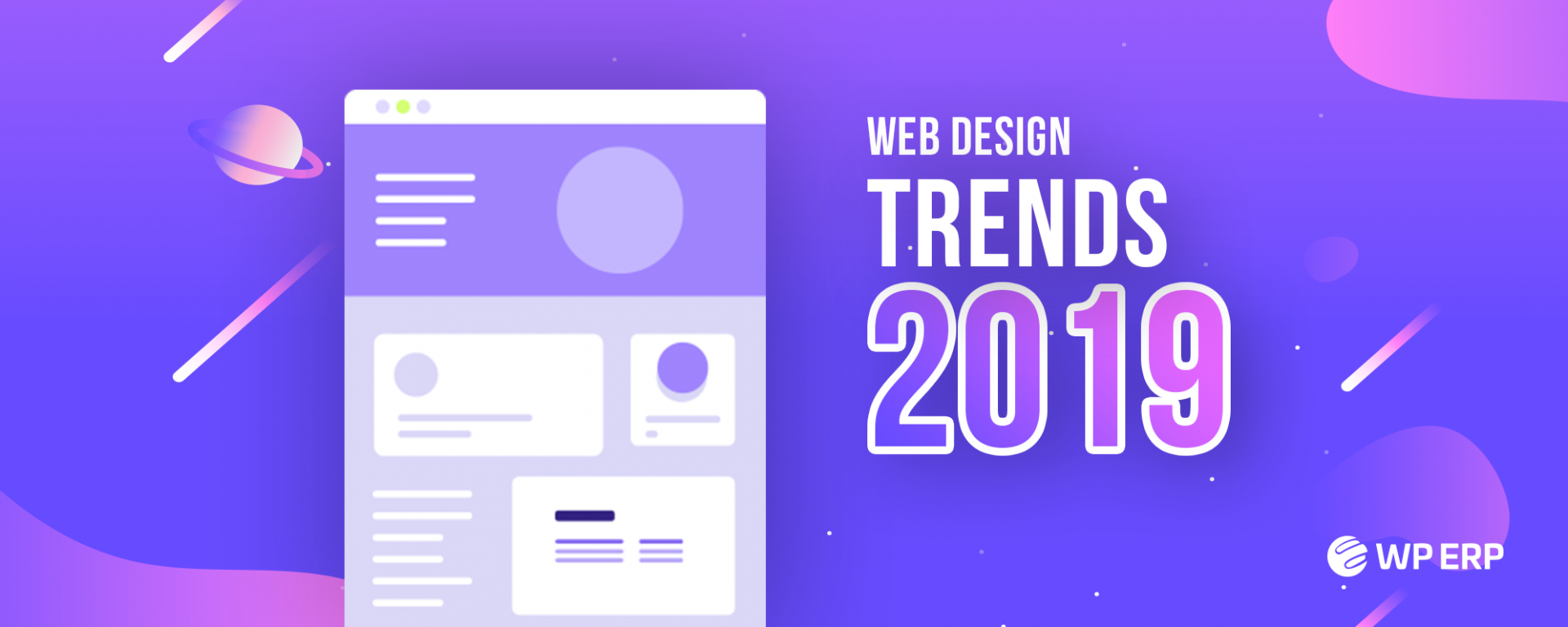 9 Wholesome Web Design Trends You Should Check Out In 2020