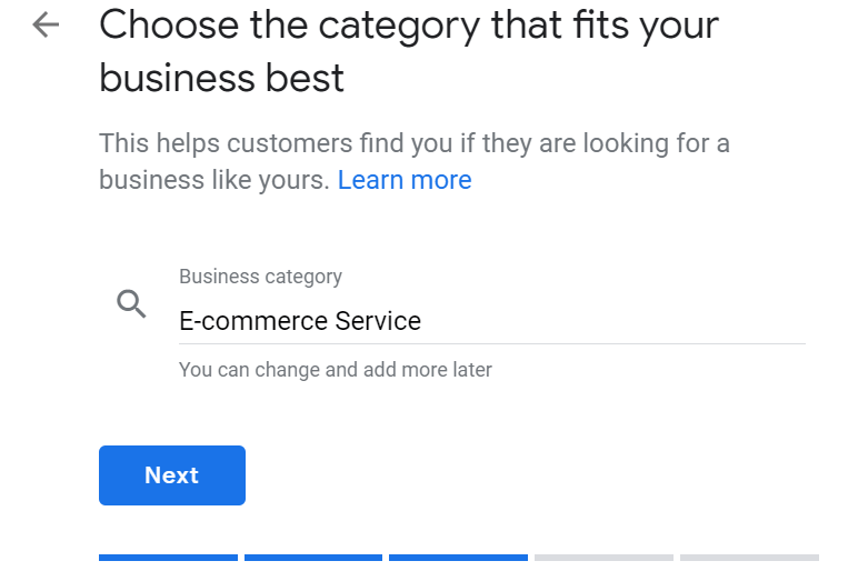 google my business login