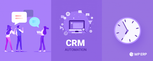 CRM Automation saves time