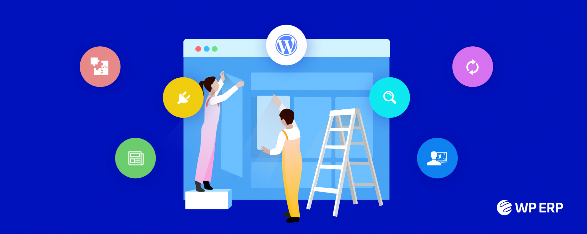 Why built WordPress Business sites
