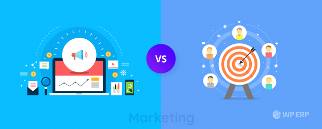 Mass marketing vs target marketing