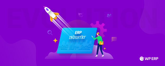 Evolution of ERP industry
