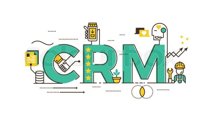 CRM for sales and business development