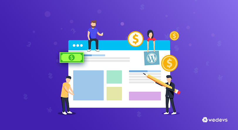 Cost of development WordPress wedevs blog