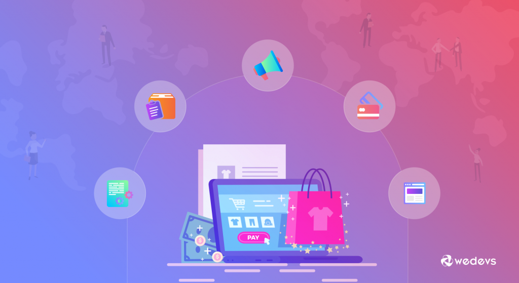 E-Commerce support wedevs blog