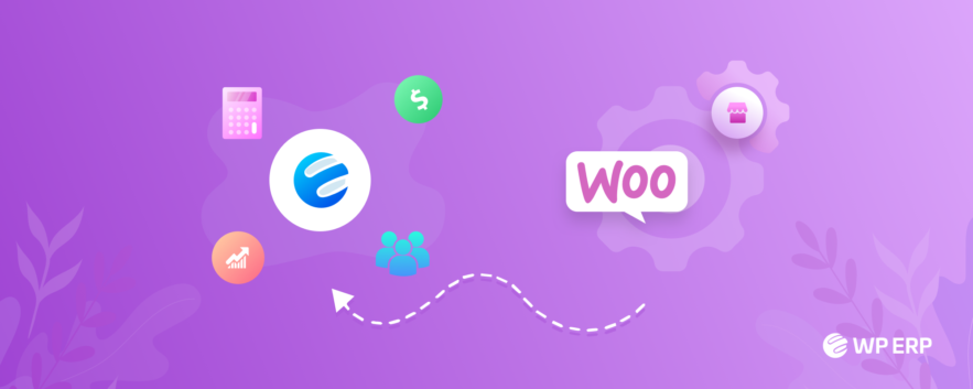 Integrate WooCommerce Store with WordPress ERP