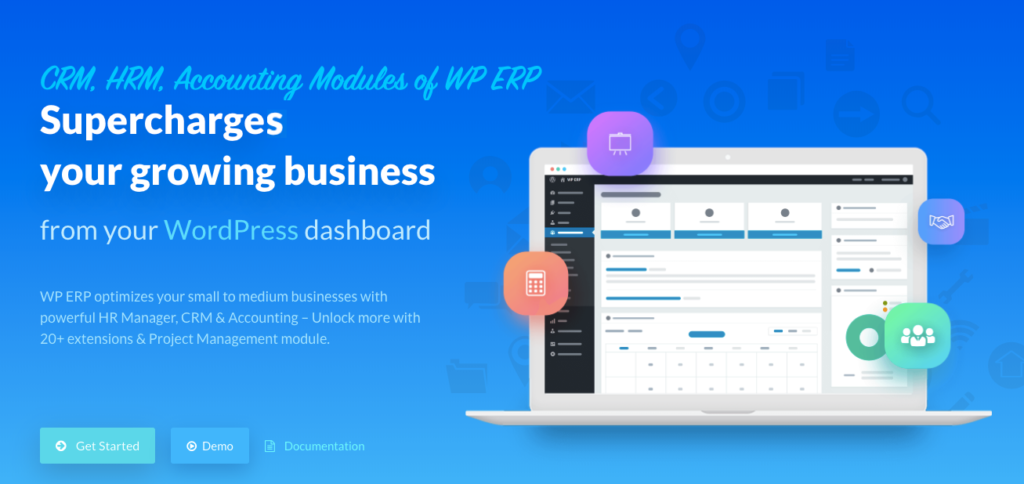WP erp- the best wordpress erp solution