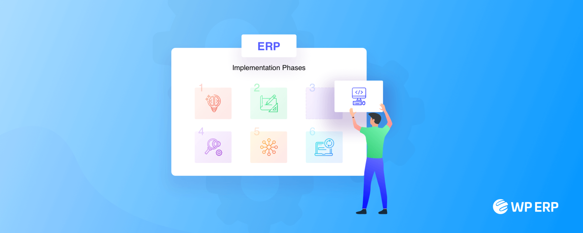 ERP implementation phases