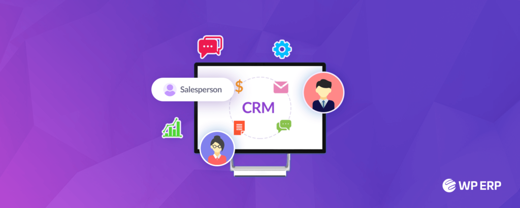 CRM notification