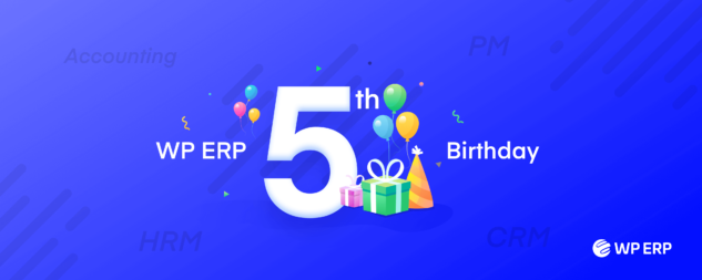 WPERP 5th Birthday