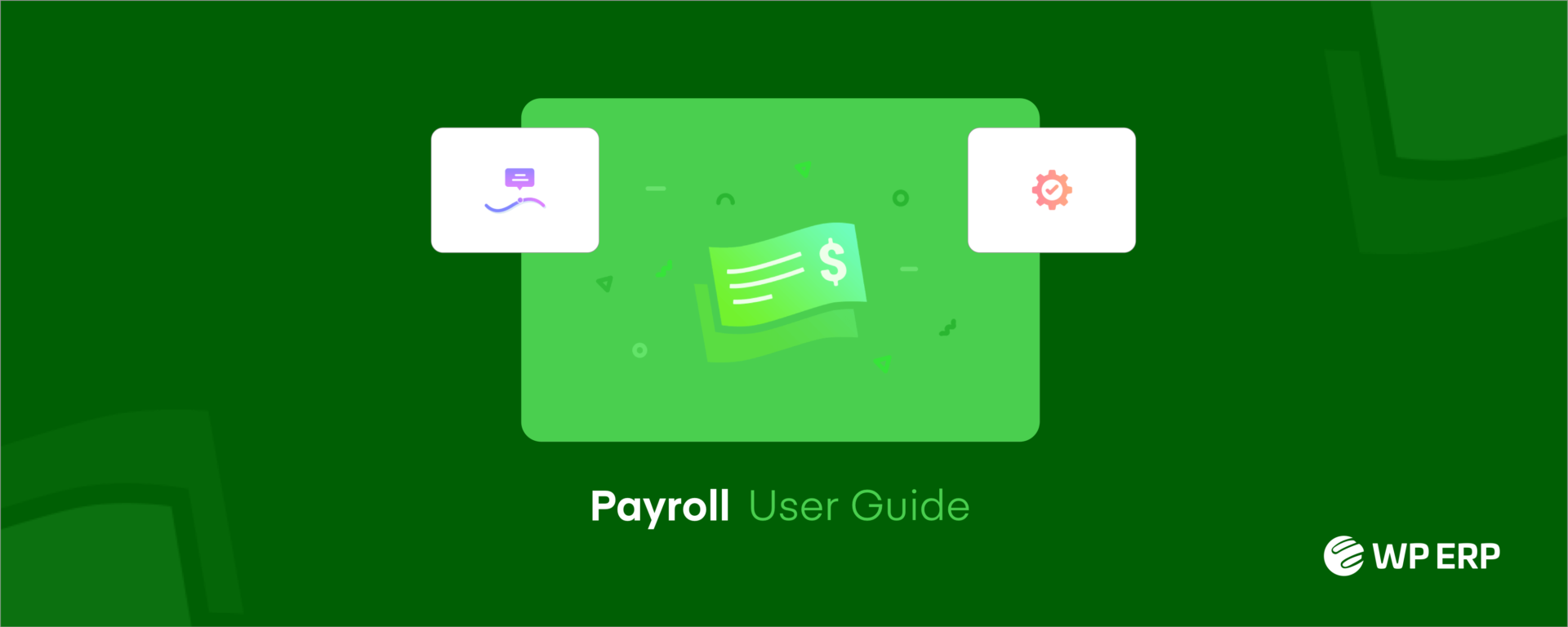 Payroll user guide