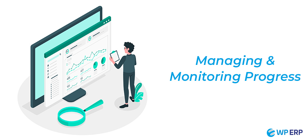 Managing & Monitoring The Implementation Process