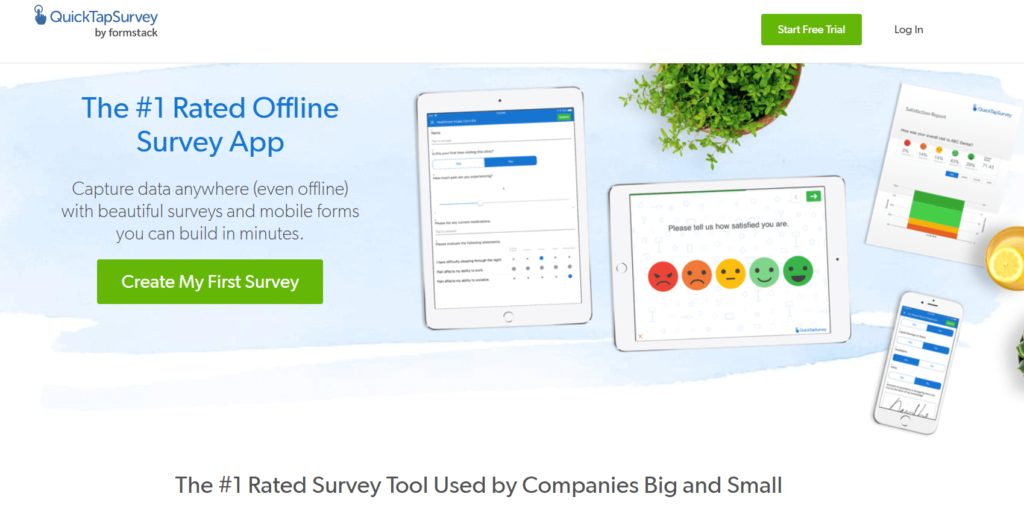 Best Offline Survey App
