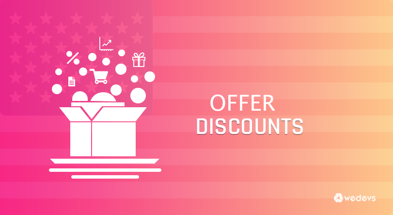 How to offer discounts to retain customers